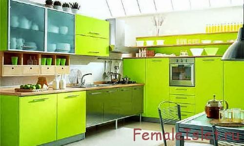 green-Kitchens