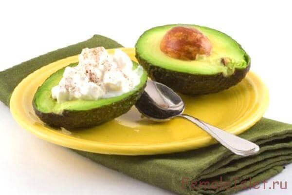 Авокадо для похудения - идеальный фрукт