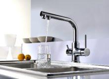 kvadratura, смесители для ванны и кухни